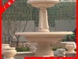 石雕水钵厂家 大理石喷泉 欧式景观水钵摆件