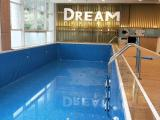 夏泳厂家直销钢结构拼装式泳池  拆装式泳池、整体游泳池