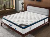 床垫席梦思 厂家直销天然乳胶床垫 独立袋装弹簧床垫正反两用