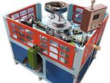 爪型三通八工位全自动扩平口整型一体机