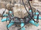 破混凝土桩头机器 多功能液压破桩机