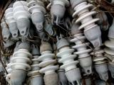回收电力瓷瓶,回收玻璃瓷瓶、回收悬式瓷瓶、回收电线电缆