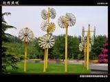供应公园及广场水切割飞利浦LED风车景观灯夜景