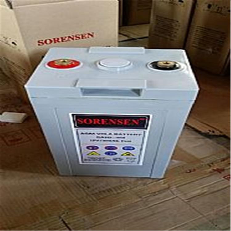 索润森蓄电池SAL12-7代理参数