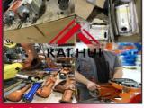 ABB机器人伺服马达刹车失灵故障维修