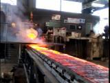 铁合金铸粒机
