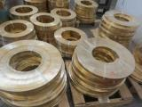 H59黄铜带价格 1.2mm国标H59黄铜带1.3mm半硬料