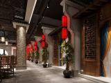 特色餐馆装修、快餐店装修设计、欧浓装修专业专注