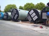 玻璃钢一体化污水泵站 智能控制污水提升泵站 弘泱厂家直销