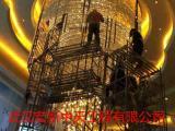 武汉灯具安装公司,水晶灯吸顶灯格珊灯筒灯射灯led灯安装