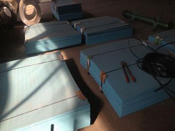 实体厂家专业生产建筑圆孔网提升架网片外架防护网