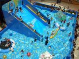 大型海洋球亲子乐园出租百万球池派对娱乐项目租赁