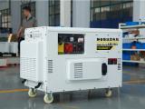 风冷静音柴油发电机安装使用