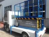 6米-12米四轮移动式升降机/车载升降台支持全国现货直销