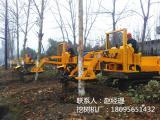 三普3WSL-1.6型履带式带土球挖树机