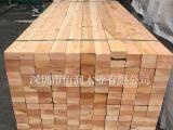 建筑木方 工程进口木方批发 厂家直销