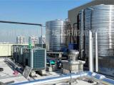 青龙邻里广场太阳能加空气能热水工程