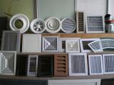 我公司长期批发方形/圆形散流器风口/门铰式回风带网百叶风口/