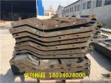 混凝土防撞墙模具设计要求 混凝土防撞墙模具功效