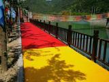 彩色压印艺术地坪材料厂家及施工单位