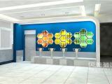 供应现代化学校荣誉室设计方案及效果图