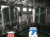 巴氏奶生产设备,巴氏奶生产线成套机器