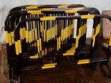 厂家直营 镀锌烤漆钢管 焊管 不锈钢铁马护栏 深圳凡博实业