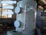 定制冷却填料水淋塔别名漆雾分解洗涤塔净化原理使用效果