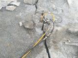 石灰石不能爆破怎么破碎石头