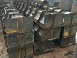 隔离墩钢模具报价  厂家直销防撞墙钢模具 环保安全材质