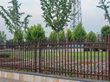 上海博盾定制小区围栏锌钢护栏