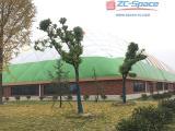 体育馆气膜结构建筑 中成空间专业承建气膜结构工程