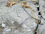 取代传统baopo岩石劈裂机陕西渭南销售