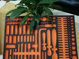 汽修工具车eva雕刻内衬 光学仪器包装EVA雕刻一体成型
