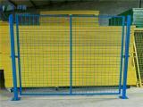 1.5米工厂仓库隔离网厂家@市场摊位圈地护栏价格