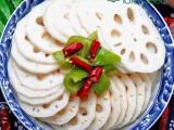 鮮粉蓮藕片 速凍保鮮冷凍菜藕片 出口產地批發供應