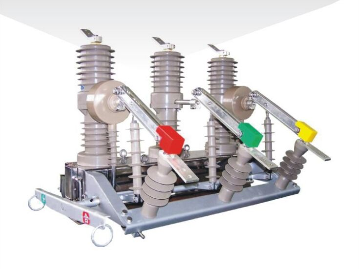 ZW32-12永磁型真空断路器10KV电力设备厂家796555955
