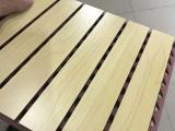 深圳15厘木质穿孔隔音板影剧院墙体隔音吸音用