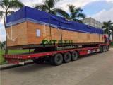深圳机器设备出口真空木箱包装 木箱木架上门打包
