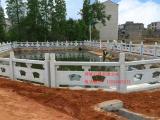 桥边石栏杆安装的样式—图片大全