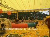 充气大型波波池出租大型儿童攀岩气垫租赁跳床气模
