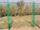 刺绳围栏样图 果园围闭护栏 江西省防爬护栏网厂家