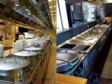 明档厨房设计-明档厨房装修-明档厨房建设-东莞味千寻