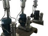 分散机、乳化机、均质机线速度的选择