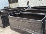 专业生产不锈钢花槽树池 不锈钢花盘长方体花箱厂家