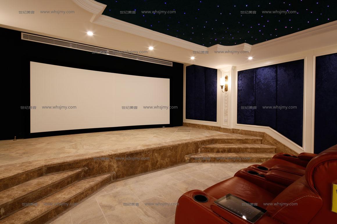 武漢家庭電影院_高端家庭電影院_打造高端視聽覺體驗