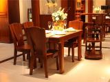 西安品牌实木家具产品中心琥珀系列001