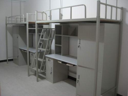 武汉生产员工公寓床厂家、学生床上下床厂家-武汉中企众和