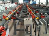 二手钢筋加工设备出租租赁,数控钢筋锯切套丝生产线