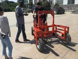 水泥砖电动运砖车